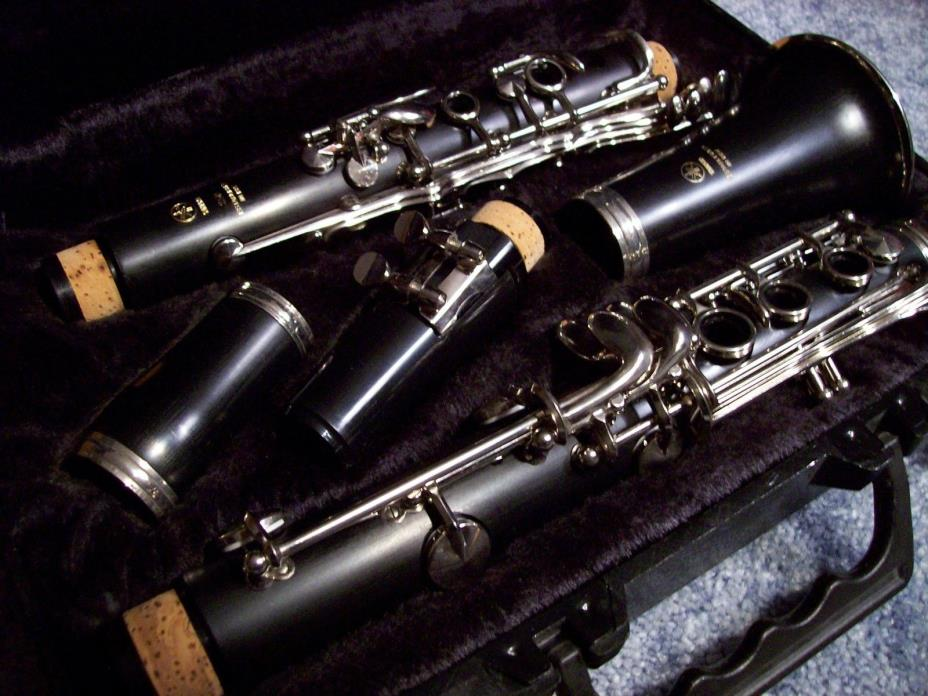 Yamaha YCL-250 Clarinet in VGC Ready to Play