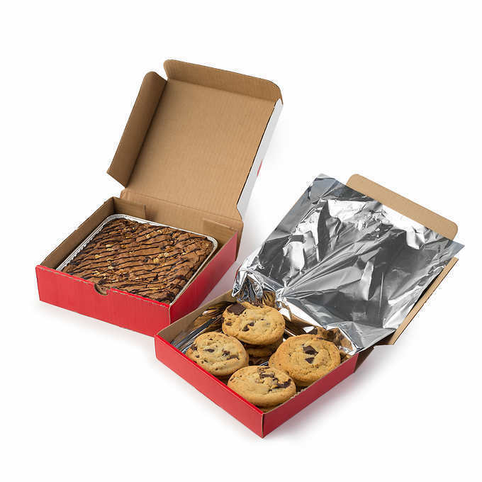 David's Cookies Brownie and Cookie Combo Pack - FAST FREE SHIPPING