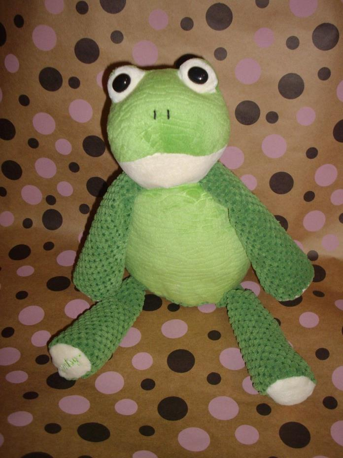Scentsy RIBBERT THE FROG - Full Size Buddy