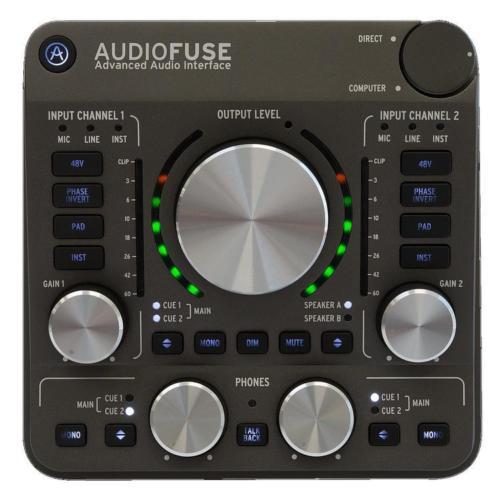 Arturia AudioFuse - Space Grey
