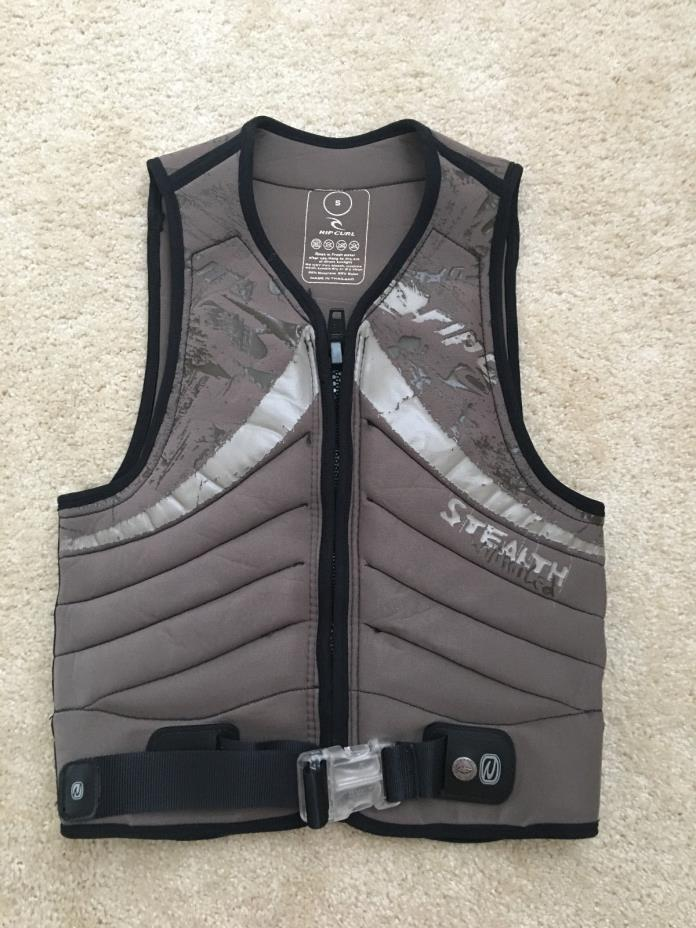 Men's Rip Curl Stealth Wake Vest size small wakeboarding/ski