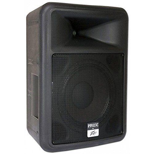 Peavey Impulse 1012 2-way PA Speaker NIB Black
