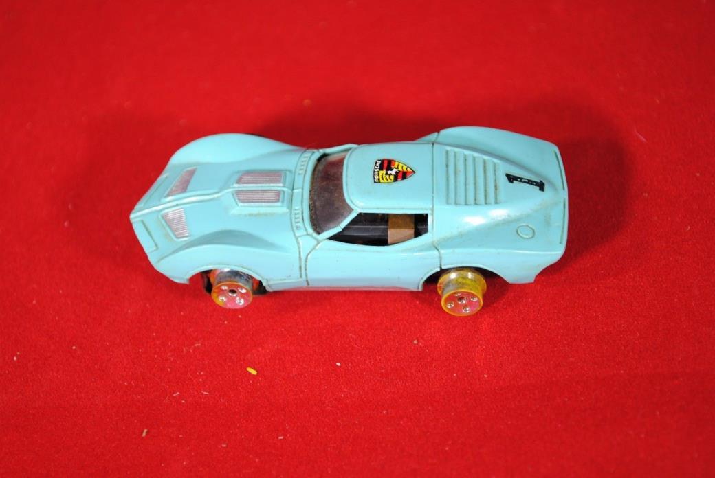 Vintage Aurora Thunderjet Mako Shark 1380 Slot Car