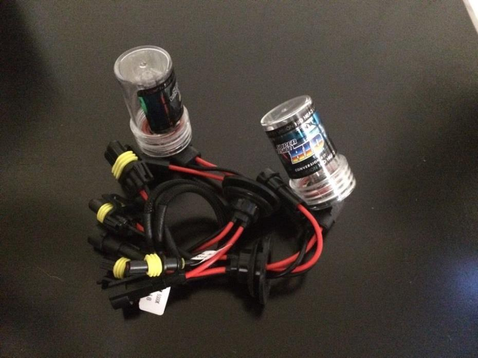 NEW Kensun HID Xenon Replacement Bulbs H8 H9 H11 8000k