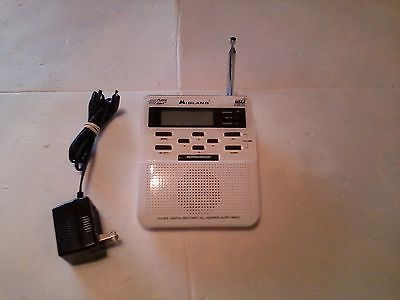 Midland WR100 Weather Radio