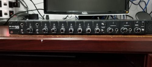 M-Audio ProFire 2626 Digital Recording Interface
