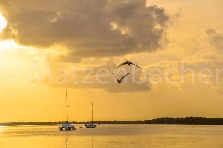 Digital photo picture wallpaper Sunset KeyWest Background Free Shipping Boat