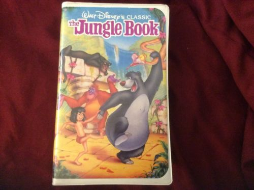 The Jungle Book Black Diamond Edition