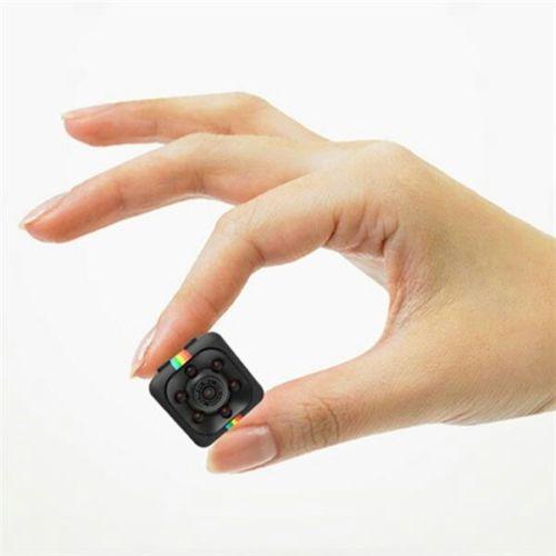 Mini Camera SQ11 HD Camcorder HD Night Vision 1080P Sports Mini DV Video...