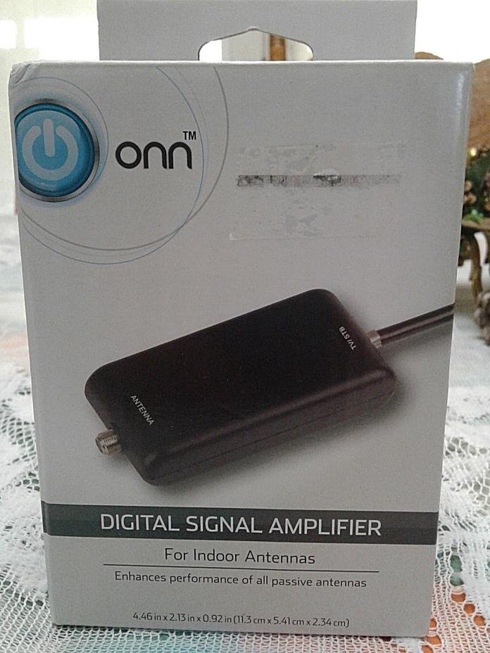 Digital Signal Amplifier