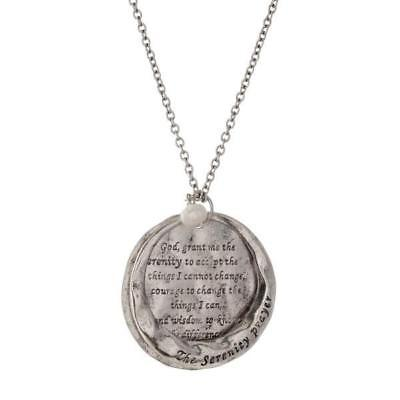 Necklace-Lord's Prayer