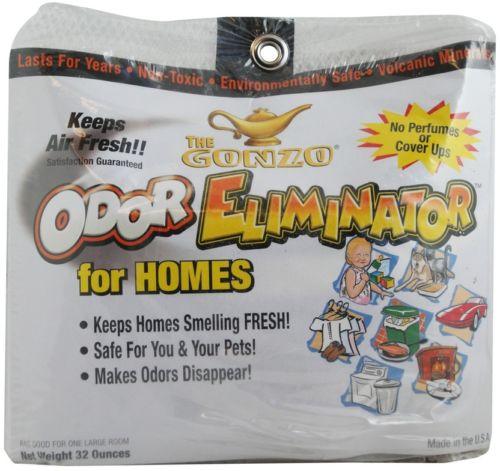 Gonzo Natural Magic Odor Eliminator Solid Air Freshener