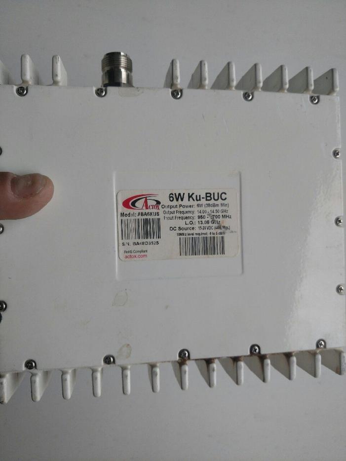 6W Buc Model ABA6KUS