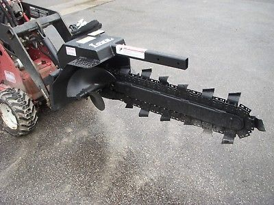 Toro Dingo Mini Skid Steer Attachment - Lowe XR-7 36