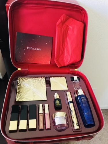 Estee lauder makeup gift set $385 value!