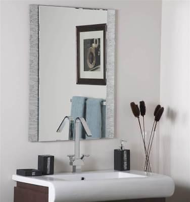 Molten Frameless Wall Mirror [ID 121201]