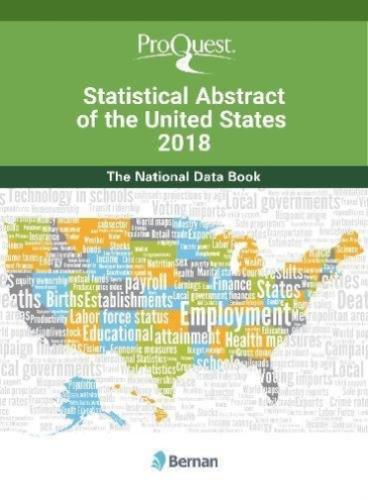 Proquest (Cor)/ Press Bernan-Proquest Statistical Abstract Of The Unite BOOK NEW