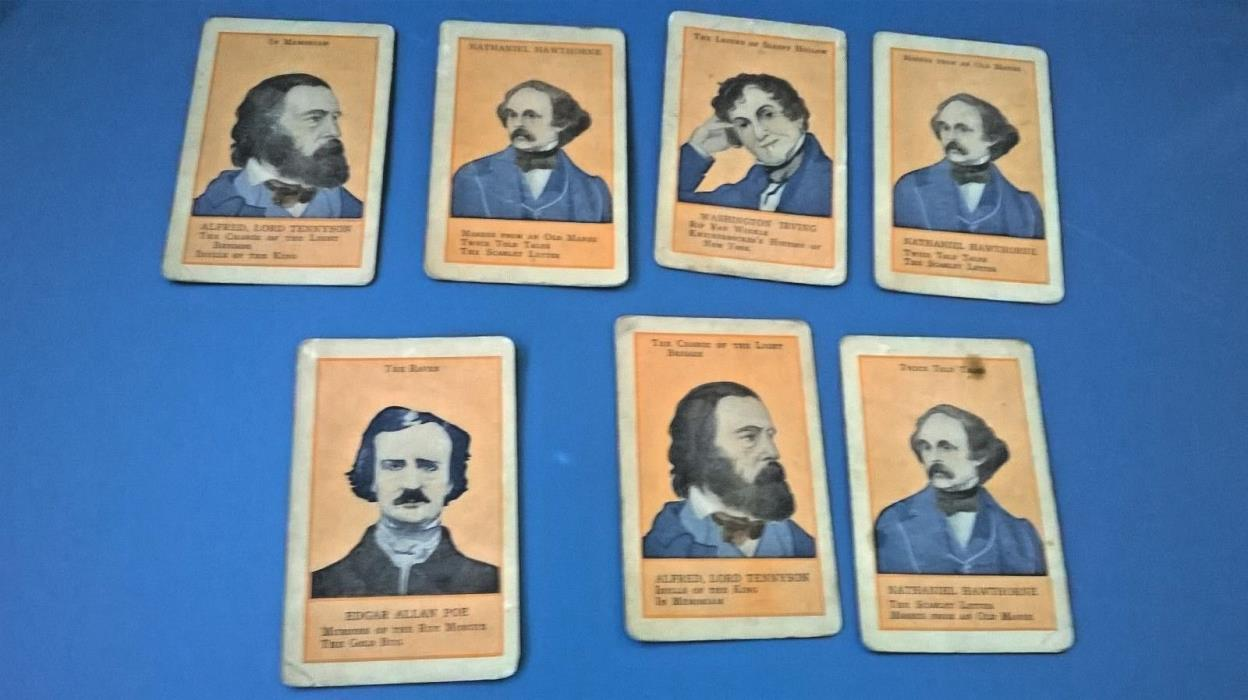 old playing cards for sale