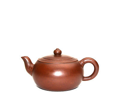 Fine Chinese Yixing Zisha Ceramic Teapot with Mark