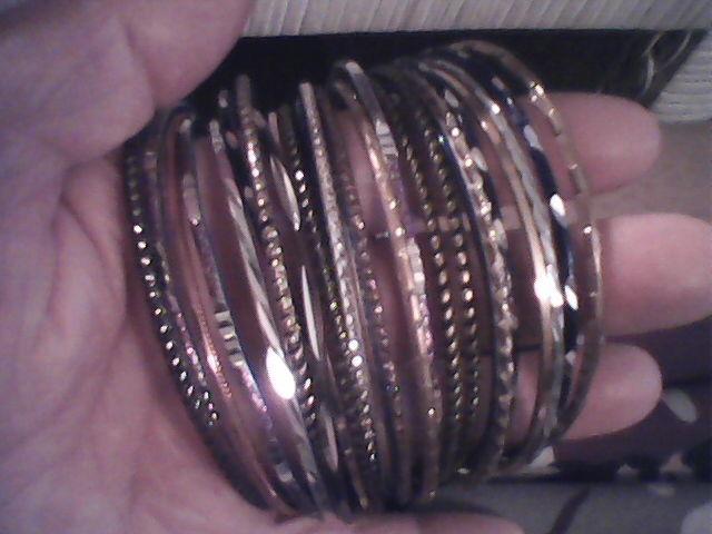 Cool Thin Metal Bracelet lot!