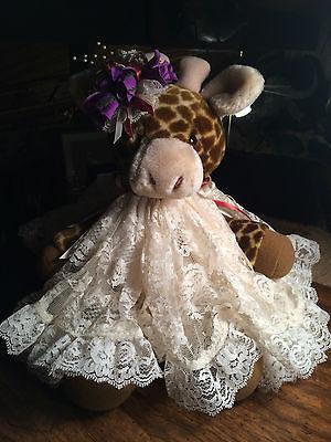 1987 Dakin Plush Giraffe