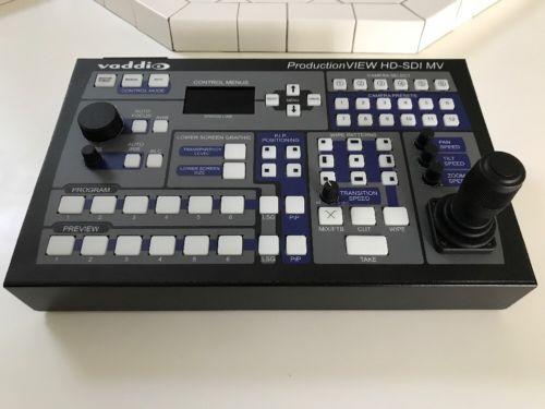 Vaddio ProductionView HD-SDI MV Camera Control Console