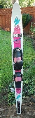 Connelly Avante IRS Slalom Water Ski with Matching Case Beautiful