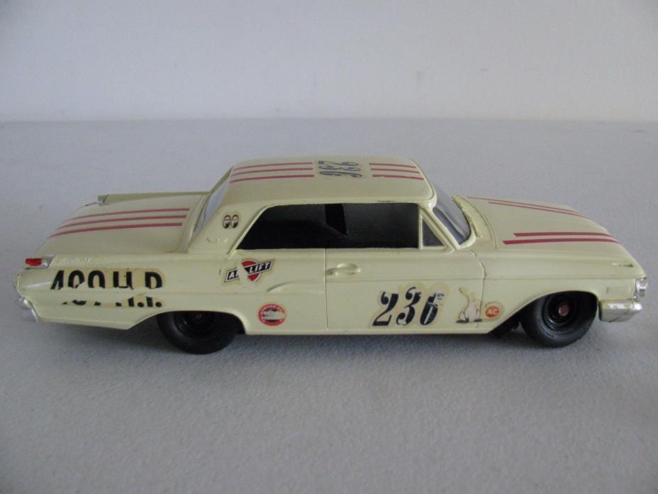 AMT Authentic Model Turnpike 1/24 Scale 1962 Mercury Monterey Parts / Restore VG