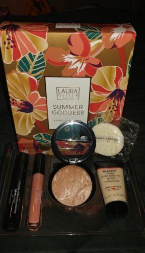 Laura Geller Summer Goddess 4 Piece Collection Brand New In Box! 100% Authentic!