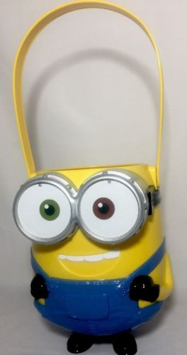 Despicable Me Minion Basket Ideal For Easter, Birthdays, Halloween Or Christmas