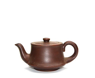 Fine Chinese Yixing Zisha Elegant Body Ceramic Teapot with Mark