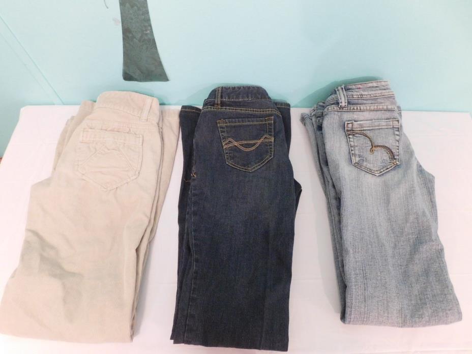 LOT 6K SIZE 1 WOMENS CLOTHING (PANTS)