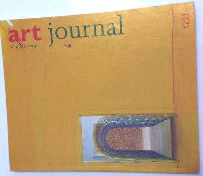 CAA Art Journal Winter 2005, Dalle Vacche, Filiaci, etc.