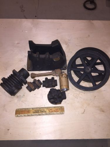 PAUL BREISCH AIR COOLED ASSOCIATED CASTING KIT HIT MISS OLD ENGINE