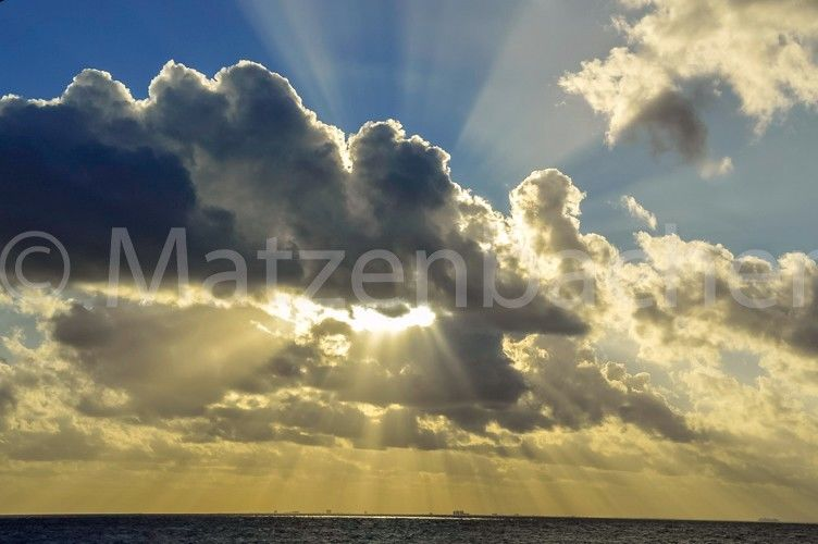 Digital photo picture wallpaper Sunset Cozumel Foto Background Shipping