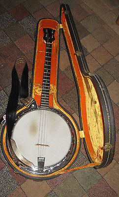 Gibson Banjo Case - For Sale Classifieds