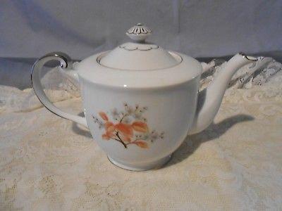 VINTAGE TEA POT TEAPOT REGAL FONTAINE JAPAN ANTIQUE OLD CHINA