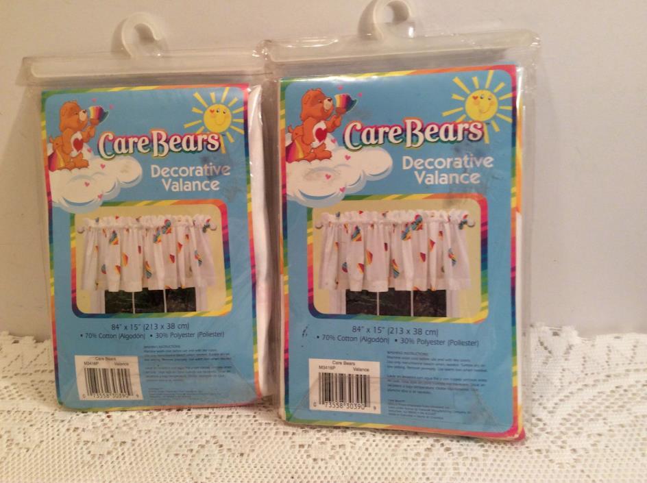 Care Bears Decorative Valance (2) 84