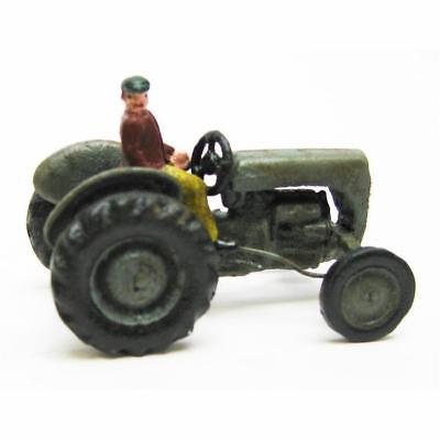 Arcade Branded Tires Collectible Antique Replica Cast Iron Farm Toy Tractor