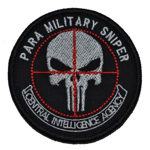 CIA Paramilitary Sniper Punisher Skull - 3