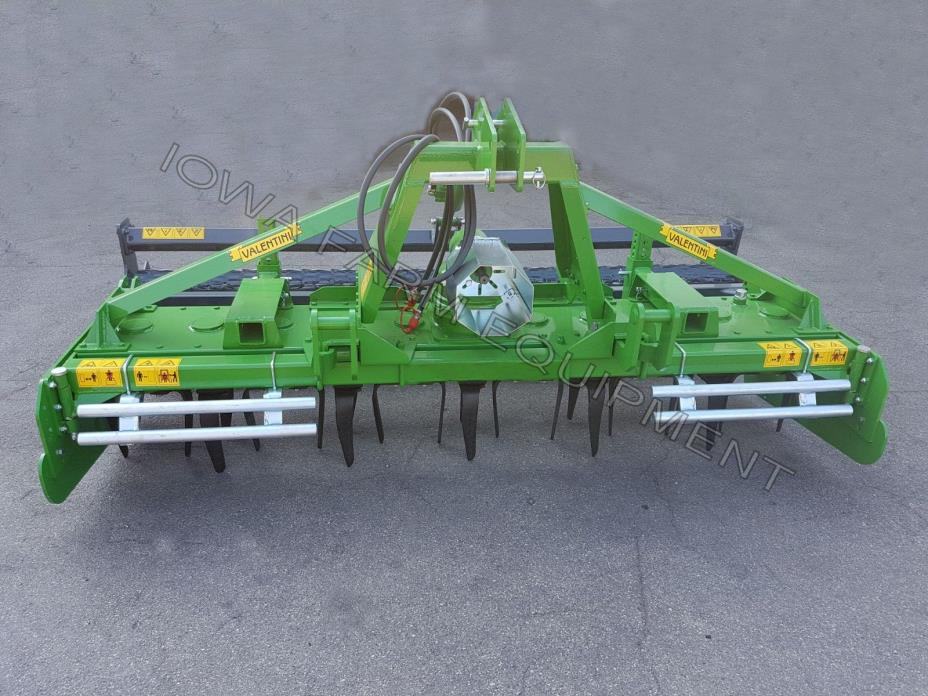 Power Harrow &Packer Roller:Valentini TG2250, 90