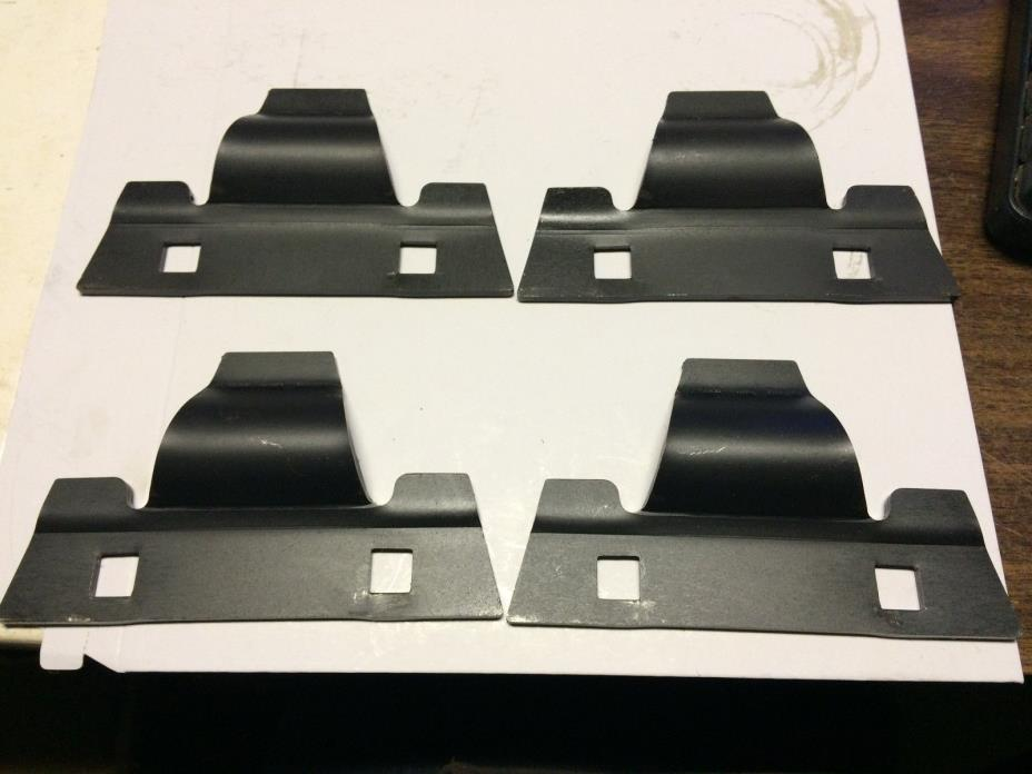 + 4 pack 137651 HIGH knife clips for New Holland 474 488 492 1890S 1112 1499  ++