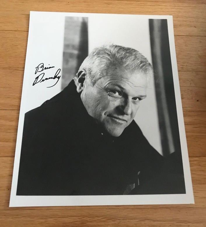 BRIAN DENNEHY Authentic Hand Signed Autographed 8 x 10