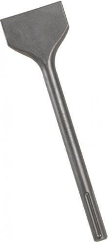 Scaling Chisel Mortising Bit Heat Treated Evenly Tempered Uniform Steel Length
