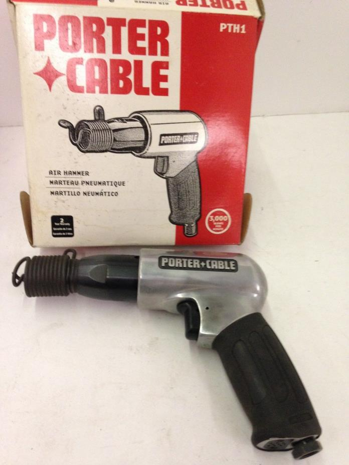 Porter Cable PTH1 Air Hammer