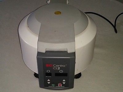 IEC Centra CL2 Centrifuge w/ 809 Rotor