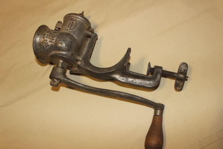 Vintage russwin no.2 meat grinder