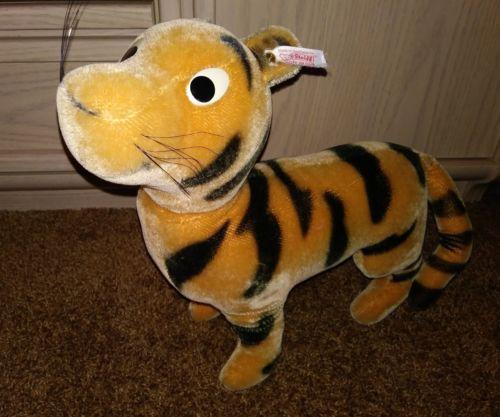 Steiff Ean # 653483 Winnie the Pooh Tigger 14