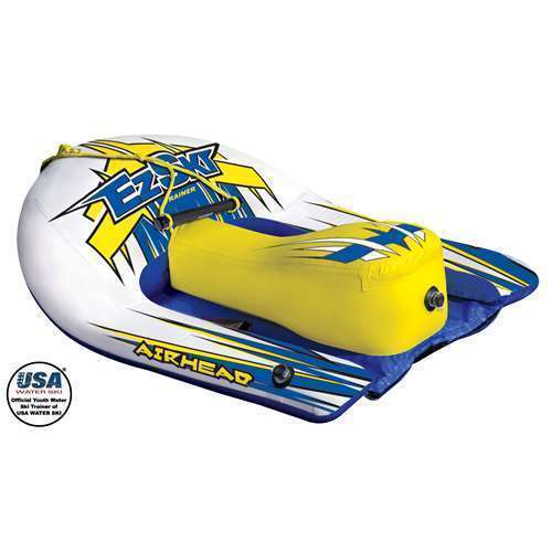Airhead AHEZ-100 EZ Ski Trainer Inflatable Tube - New (No Box) Junior Single