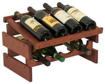 8-Bottles Wine Rack with Display Top [ID 3175963]